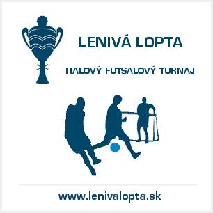 turnaj Lenivá lopta